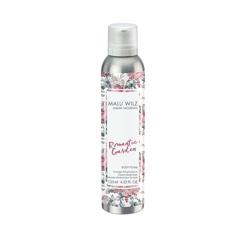 Luxury Moments Body Foam Romantic Garden
