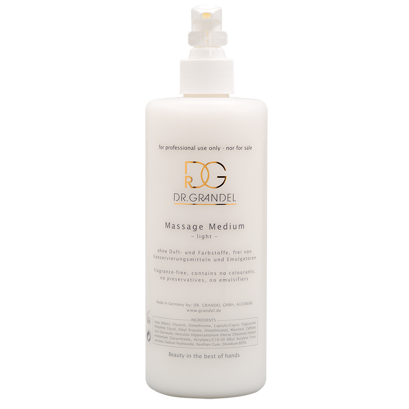 Massage Medium 400 ml