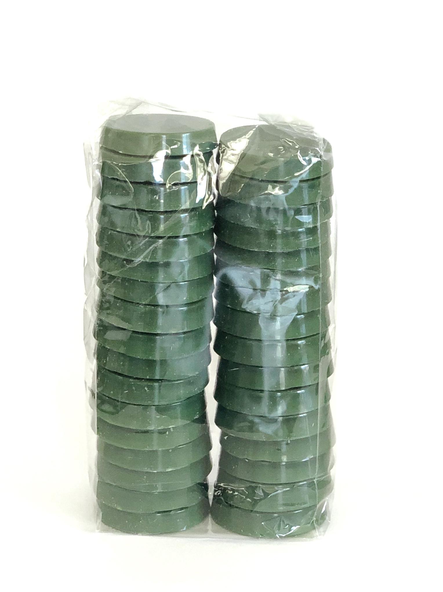Ideal Warmwachs grün Portionen 1000 ml neu