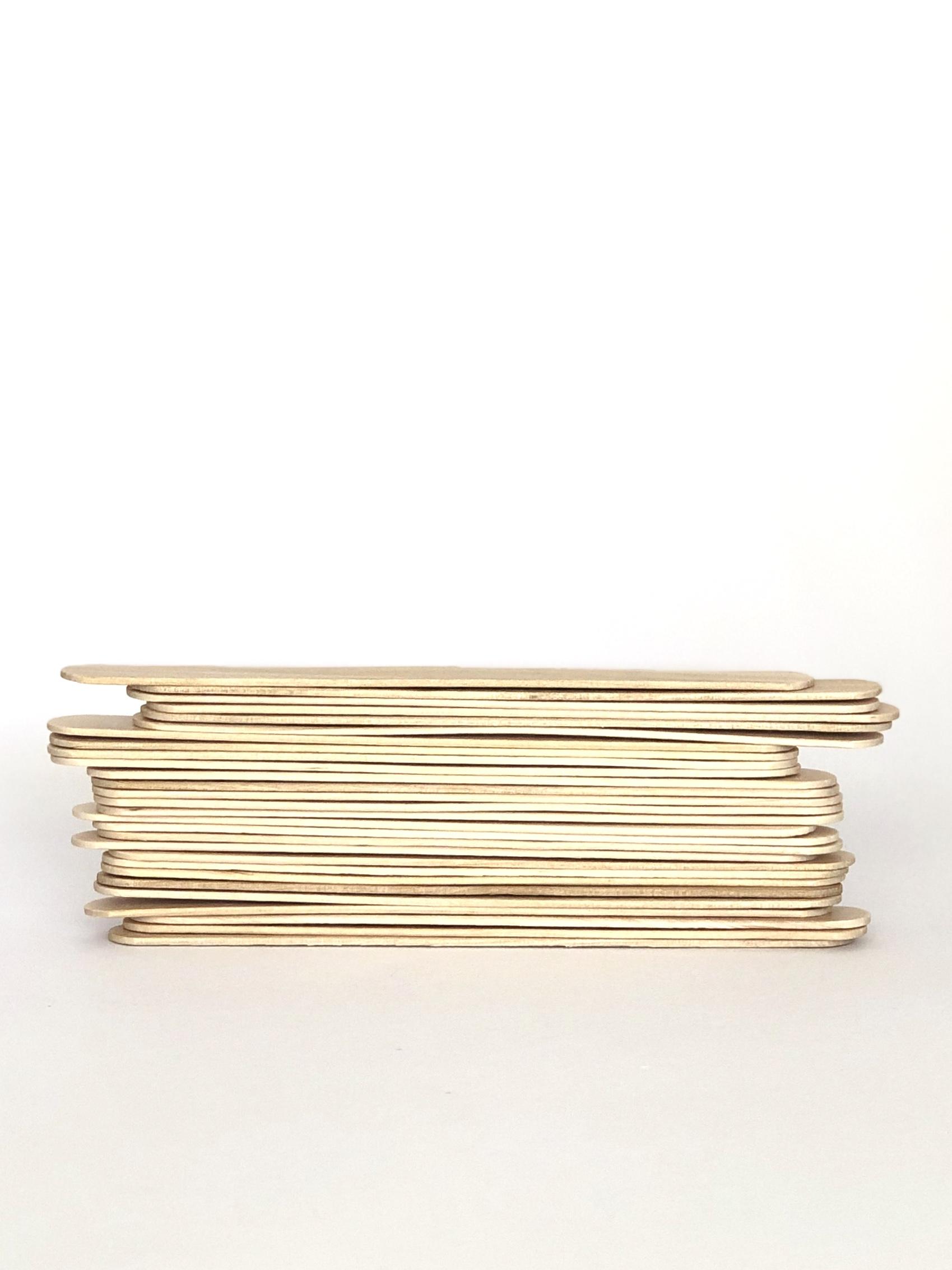 Holzspatel Körper 17 cm à 100 Stk.