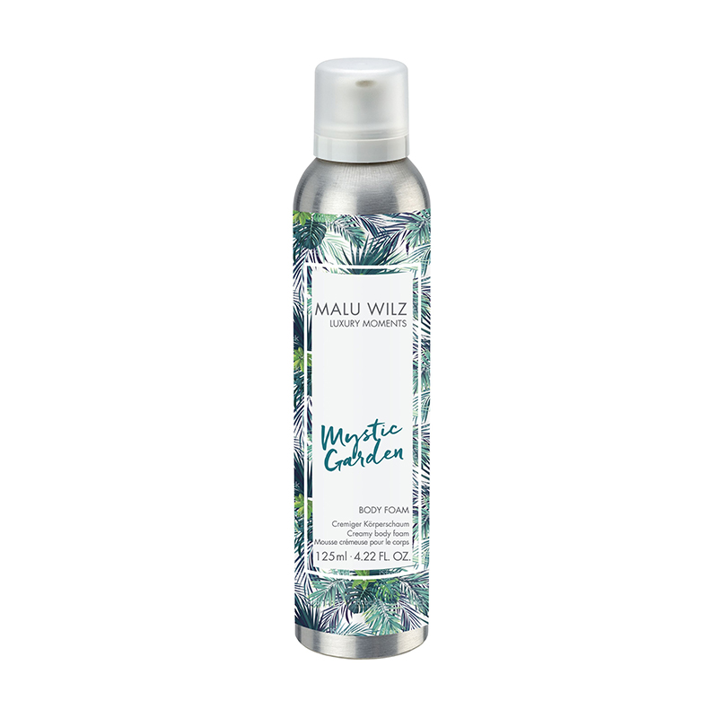 Luxury Moments Body Foam Mystic Garden