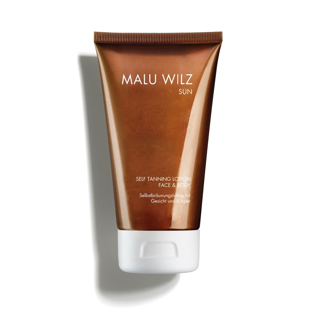 Self Tanning Lotion Face & Body 150 ml