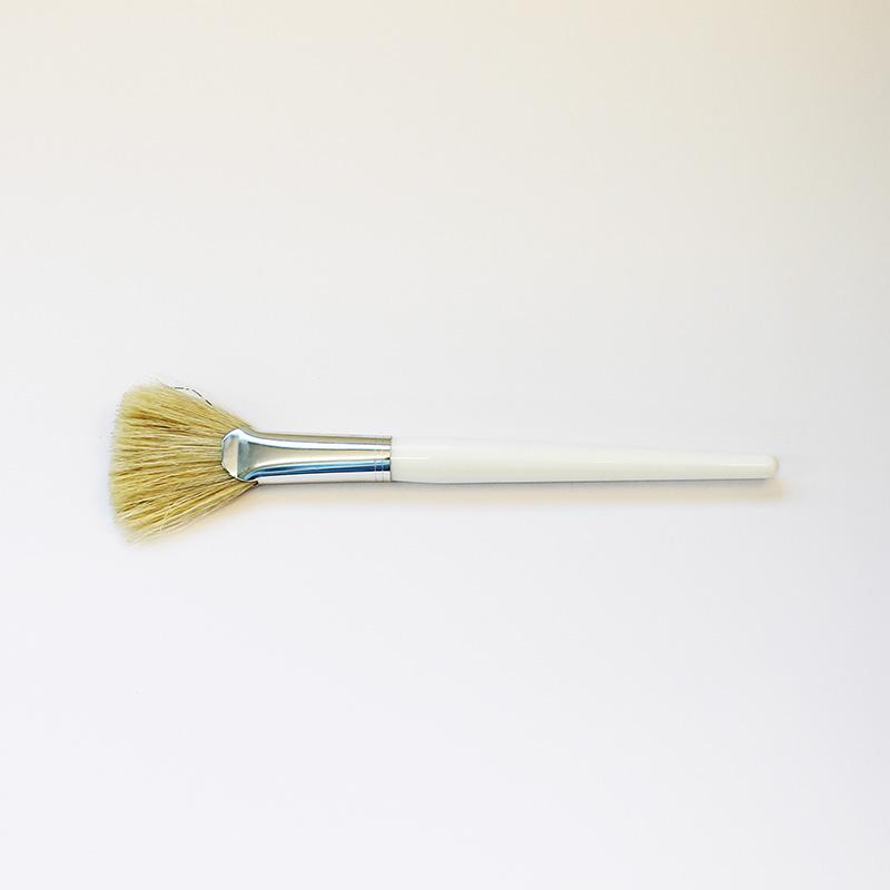 Fächer Maskenpinsel à 1 Stk.