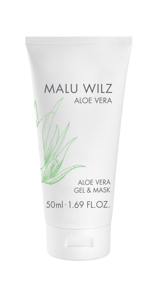 Aloe Vera Gel & Mask 50 ml