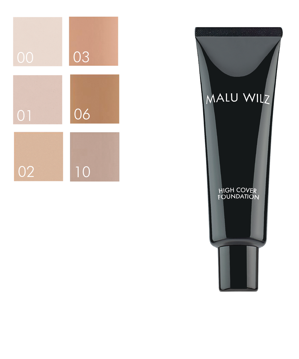 High Cover Foundation 30 ml