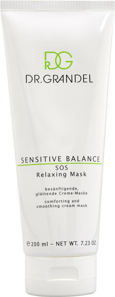 SB SOS Relaxing Maske 200 ml Kabine