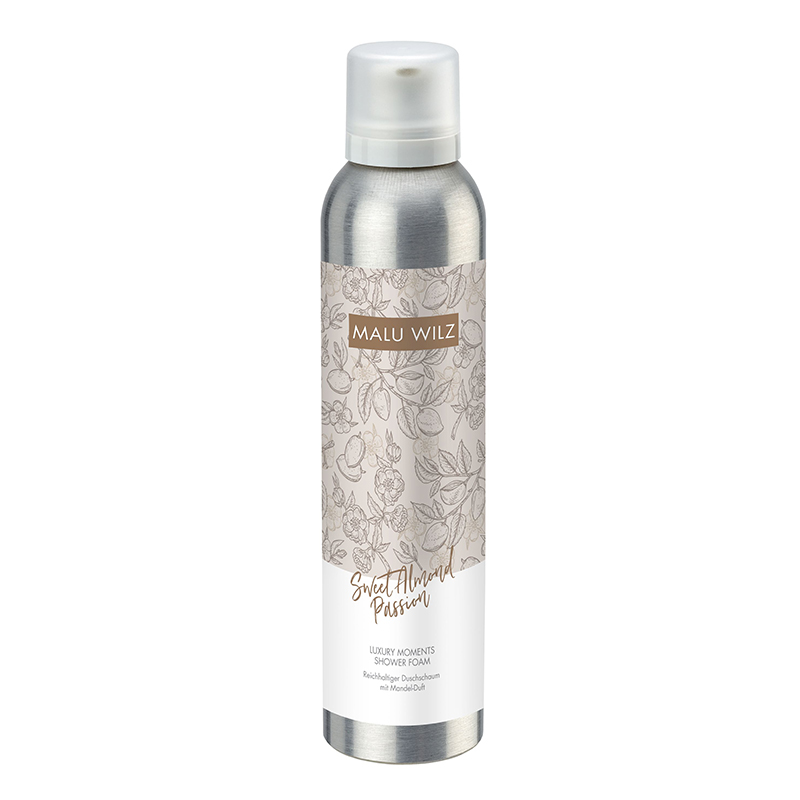 Luxury Moments Shower Foam Sweet Almond Passion