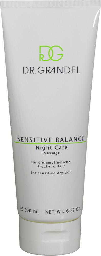SB Night Care Massage Creme 200 ml