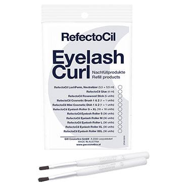 RefectoCil Eyelash Cosmetic Brush 1 & 2