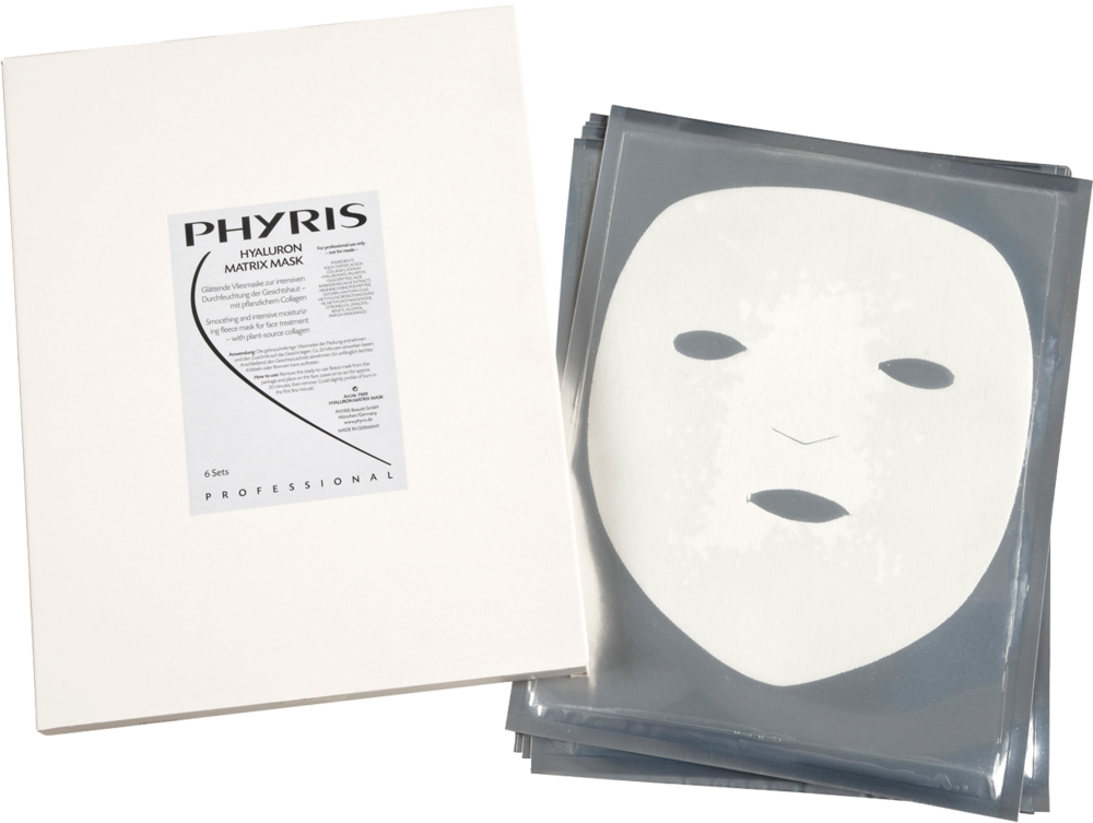 PS Hyaluron Matrix Mask 6 Stück