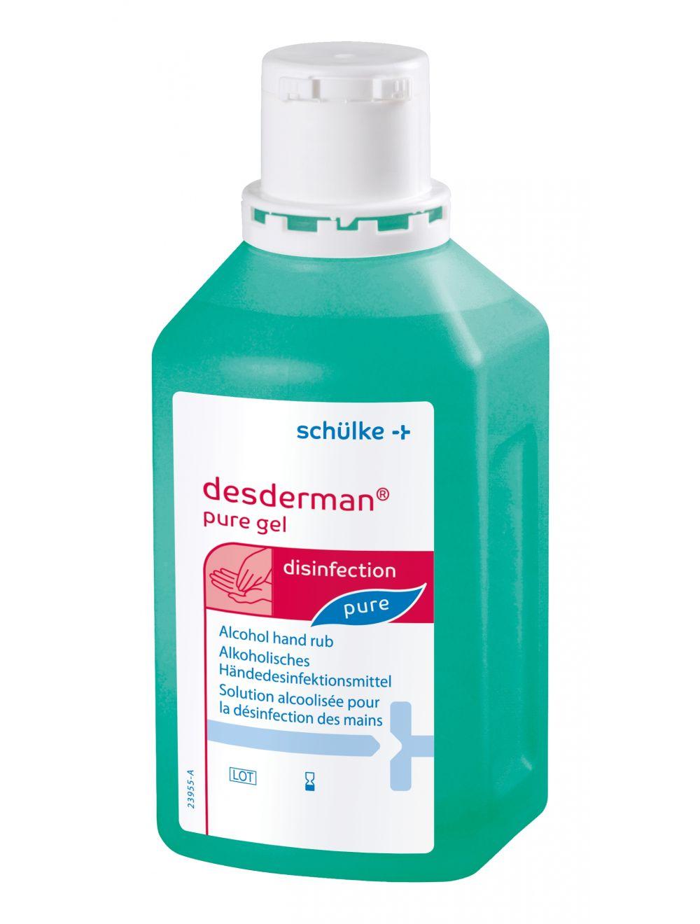 Desderman Pure Gel 500 ml