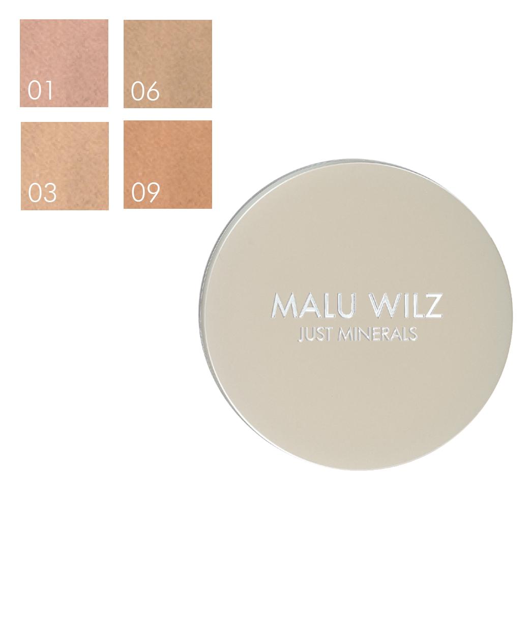 Mineral Powder Foundation