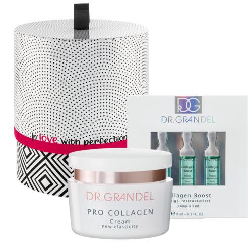 Geschenkbox Dr. Grandel 2020 gefüllt Collagen (2020)