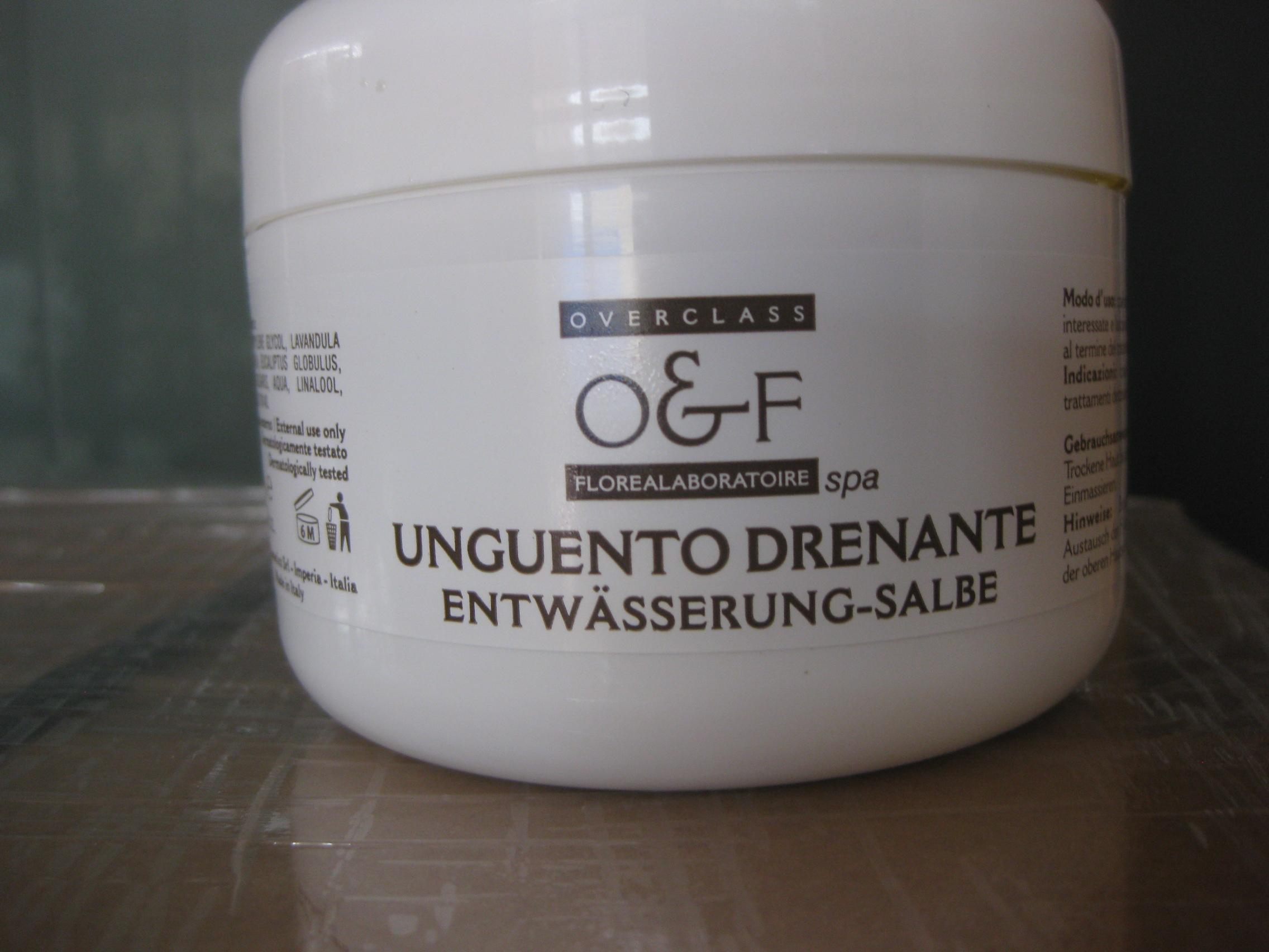 Detox Wachs entwässernd 500 ml