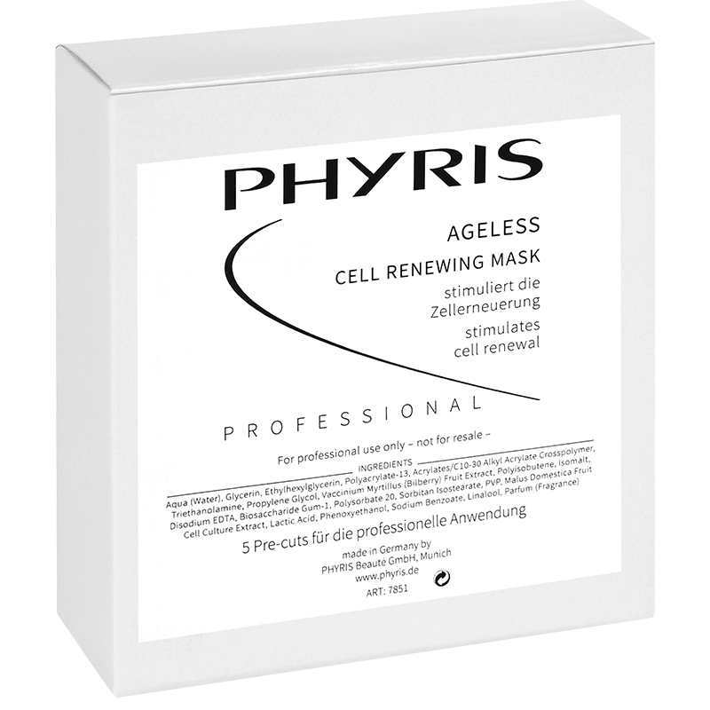 PS Ageless Cell Renewing Mask 5 Sachets